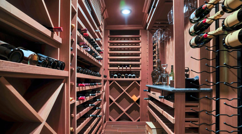 wine cellar rack wood and metal racks diamond design and single bottle