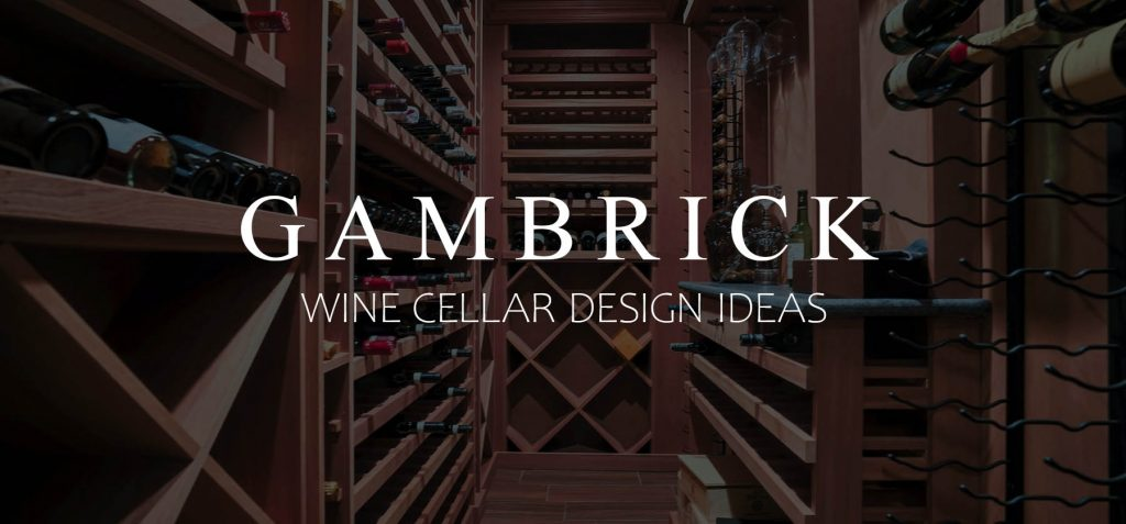 wine cellar design ideas banner pic
