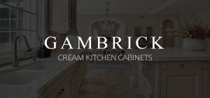 Cream Kitchen Cabinets banner picture 1
