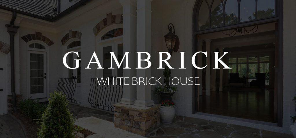 White brick house banner pic