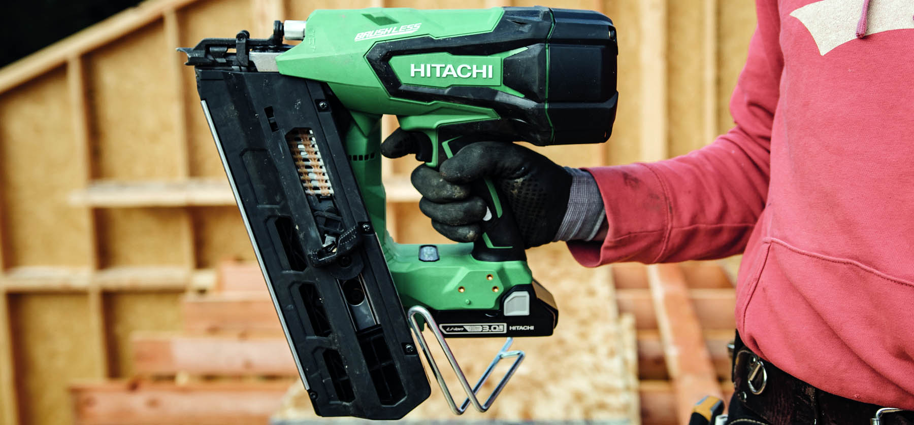 battery powered nail guns are among the best woodworking tools for beginners