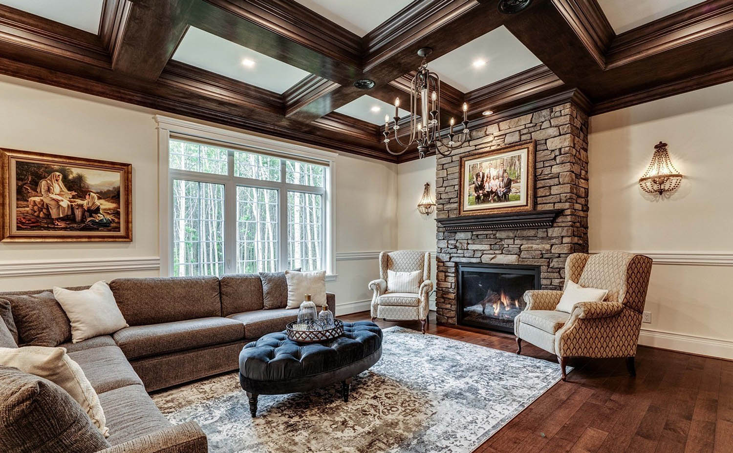 Coffered Ceiling Ideas High End Designs And Ideas