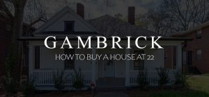 How To Buy A House At 22 banner picture