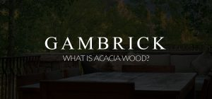 what is acacia wood banner picture