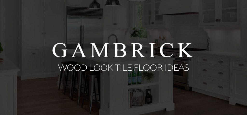 wood look tile floor ideas