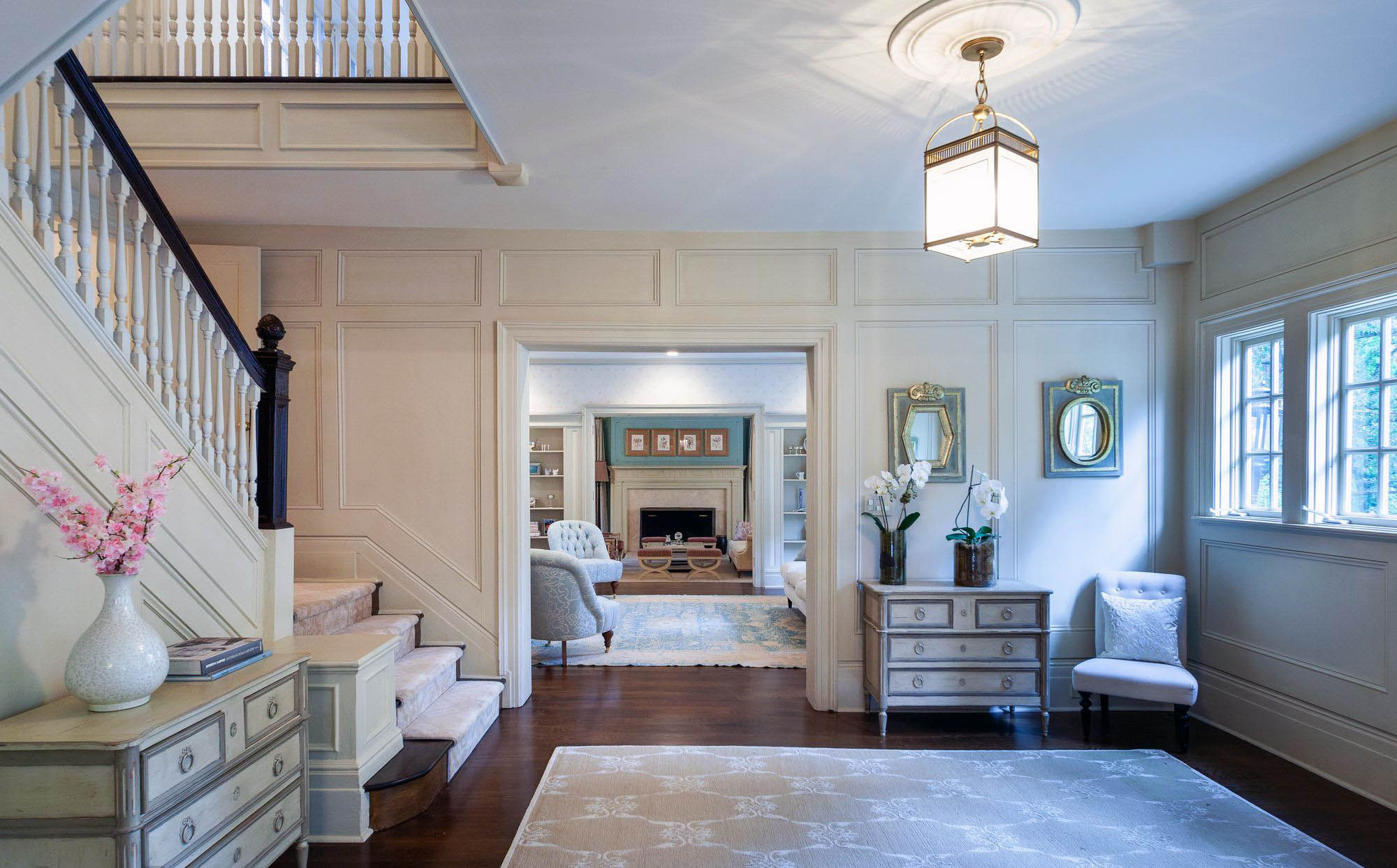 hand tufted entryway are rug