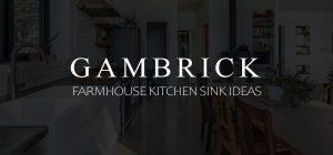 Farmhouse kitchen sink ideas banner 1
