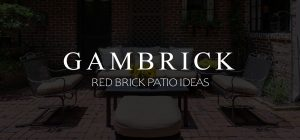 Red brick patio ideas banner 1