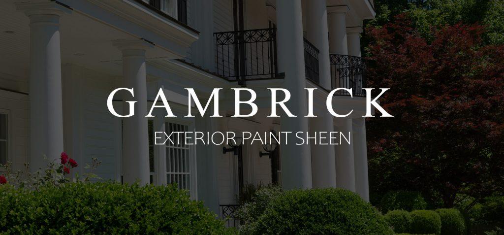 Exterior Paint Sheen Banner 1