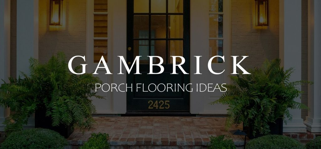 Porch flooring ideas Banner 1