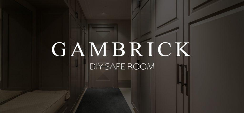 DIY safe room banner 1