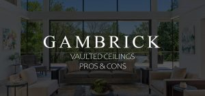 Vauled Ceilings Pros and Cons banner 1