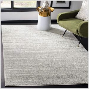 modern grey area rug is a beautiful living room