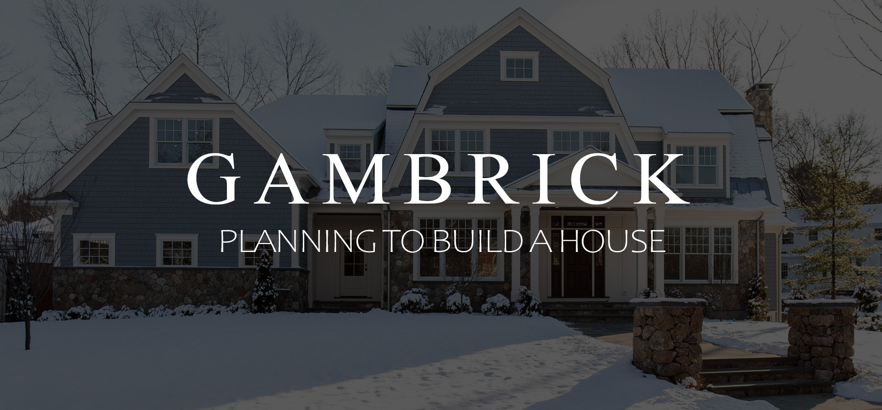 planning to build a house banner 1