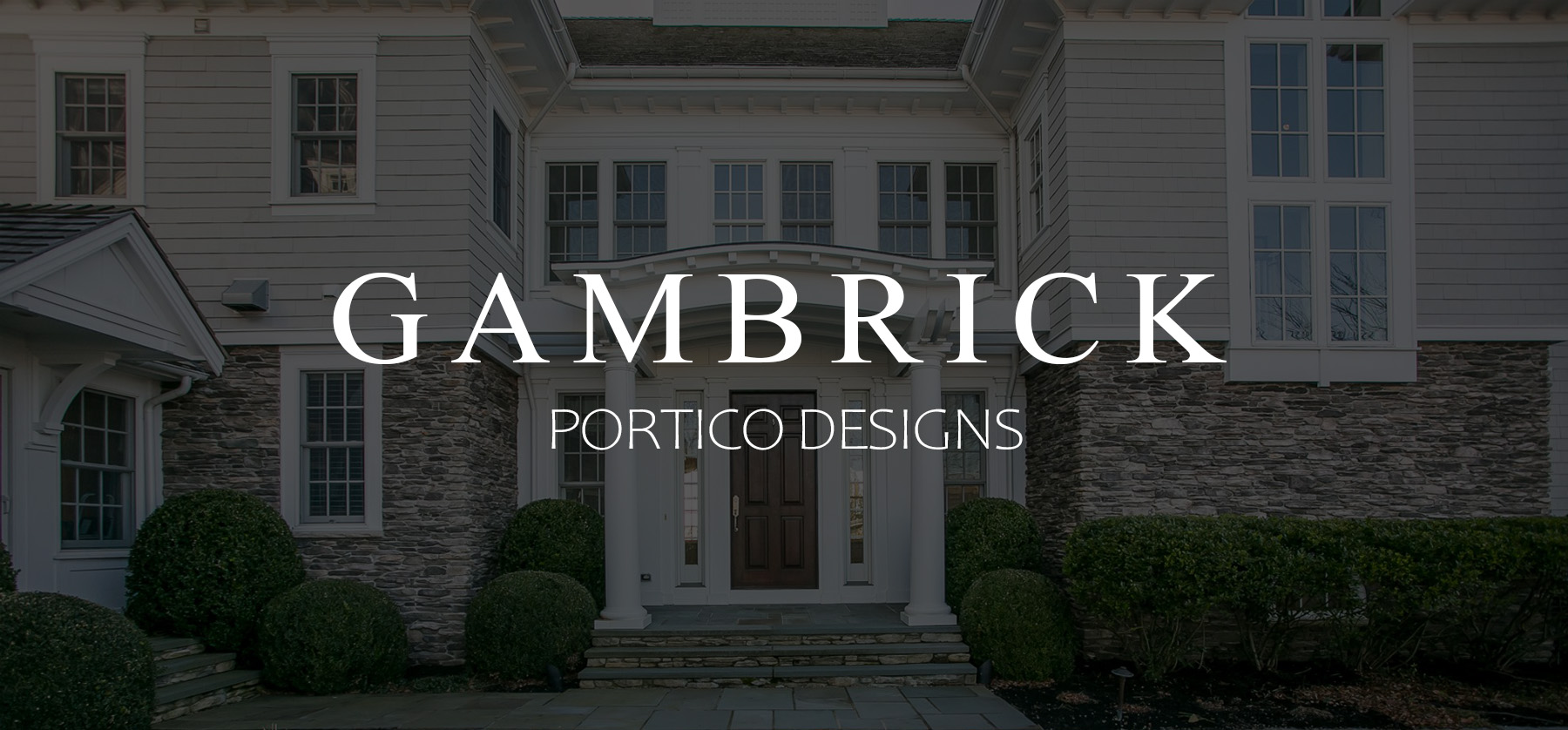 portico design Ideas banner 1b