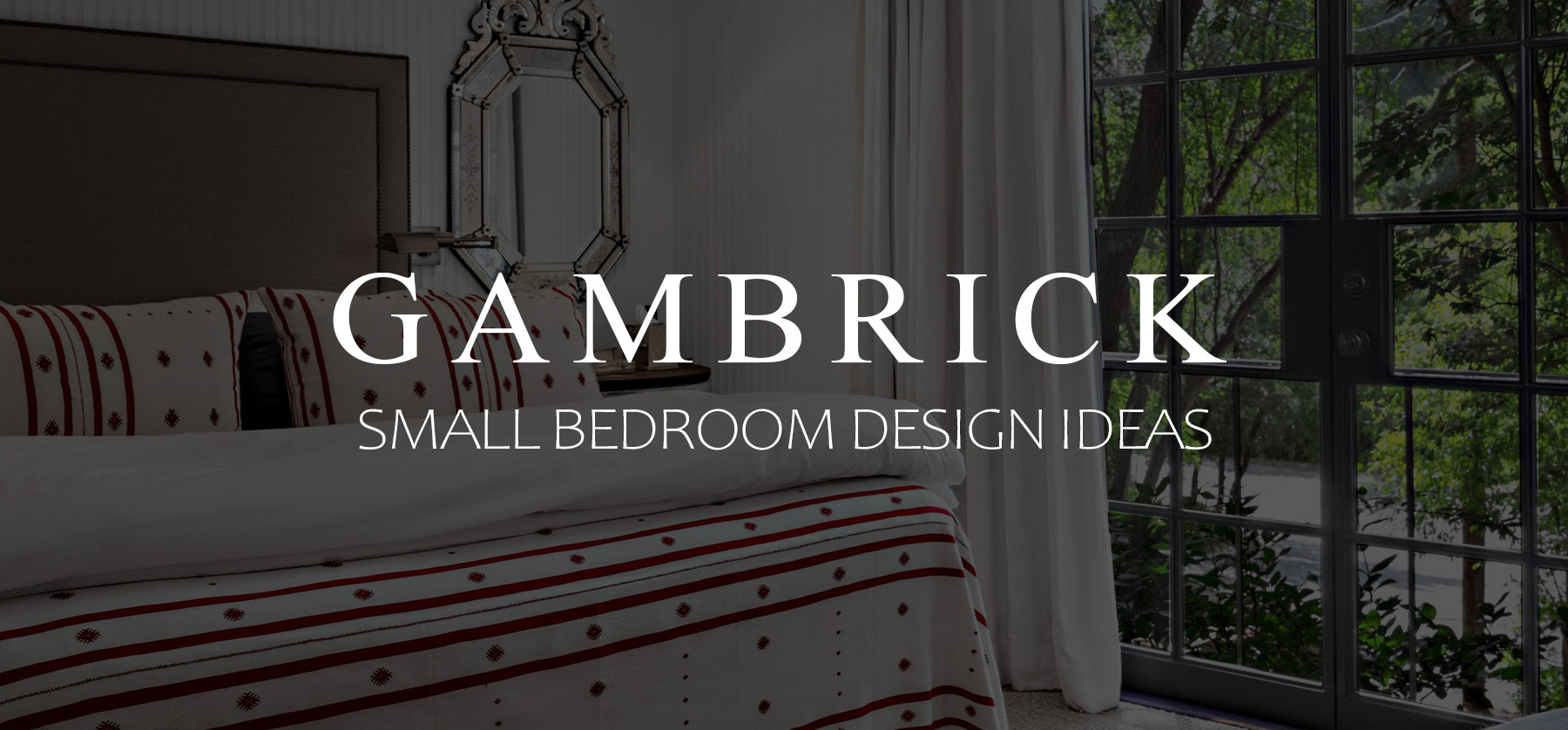 small bedroom design ideas banner 1