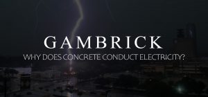 why does concrete conduct electricity banner 1