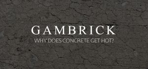 why does concrete get hot banner pic