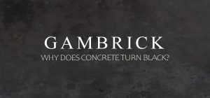 why does concrete turn black banner pic