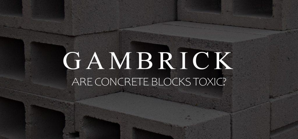 are concrete blocks toxic 1 banner pic
