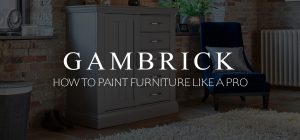 how to paint furniture like a pro banner pic