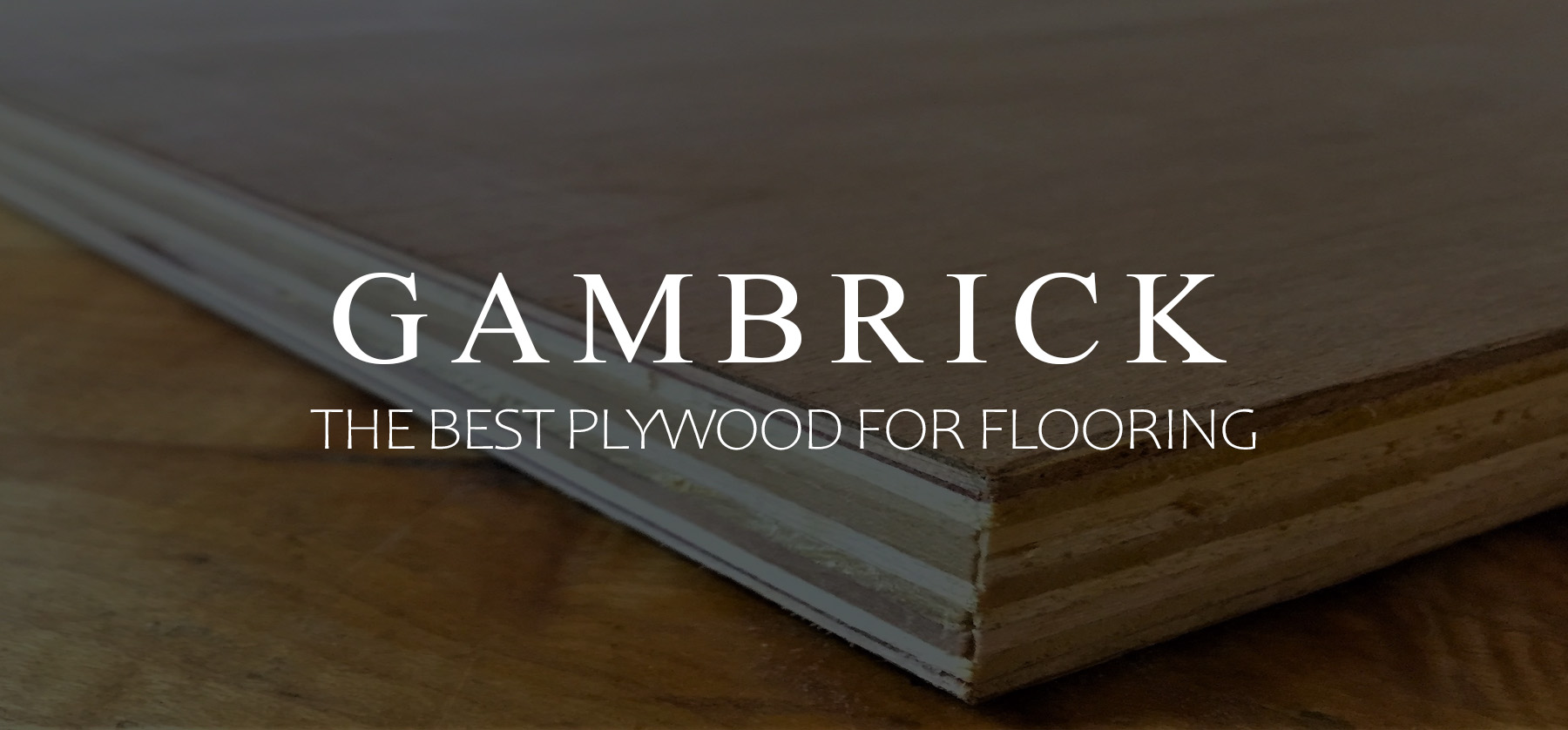 the best plywood for flooring banner pic