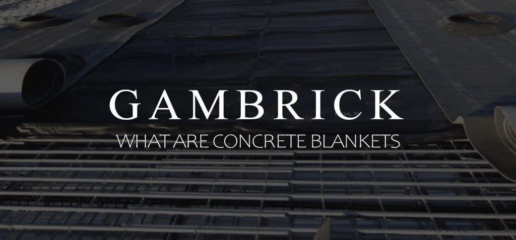what are concrete blankets banner pic