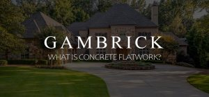 what is concrete flatwork banner 1