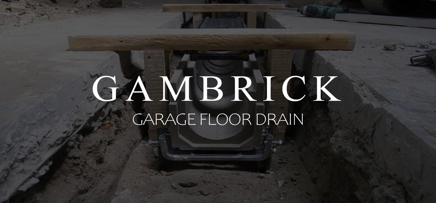 garage floor drain banner pic