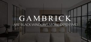 are black windows more expensive banner pic