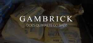 does quikrete go bad banner pic