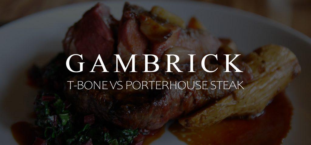 T-Bone Vs Porterhouse Steak banner pic