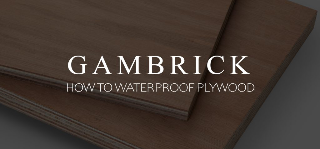 how to waterproof plywood banner pic